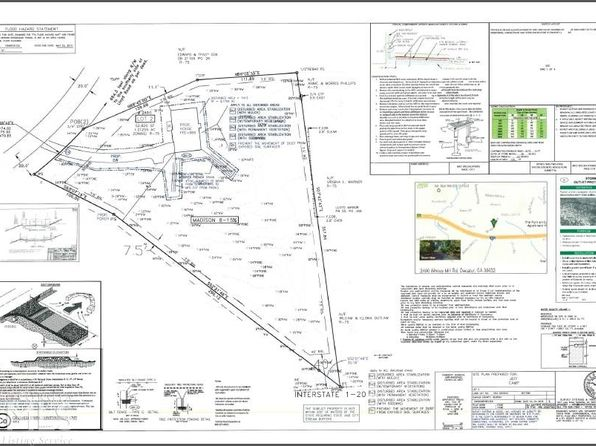4 bed null bath Vacant Land at 2490 Whites Mill Rd Decatur, GA, 30032 is for sale at 30k - google static map