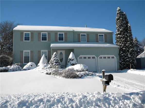4 bed 3 bath Single Family at 8205 Molson Way Liverpool, NY, 13090 is for sale at 190k - 1 of 31