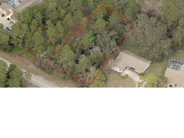 null bed null bath Vacant Land at 62 CYPRESS BLVD W HOMOSASSA, FL, 34446 is for sale at 44k - google static map
