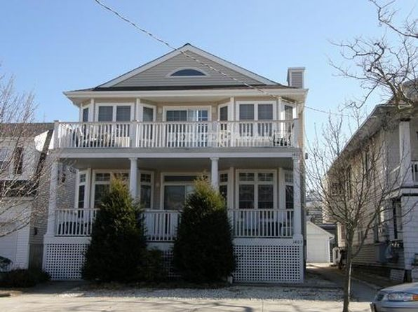 4 bed 2 bath Condo at 1407 Central Ave Ocean City, NJ, 08226 is for sale at 669k - 1 of 18