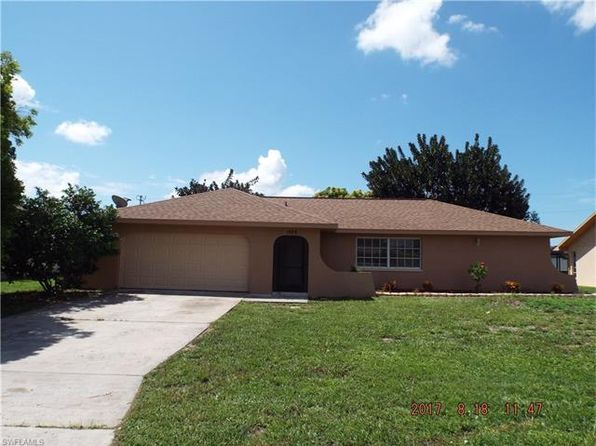 3 bed 2 bath Single Family at 1424 SE 33rd Ter Cape Coral, FL, 33904 is for sale at 195k - 1 of 19