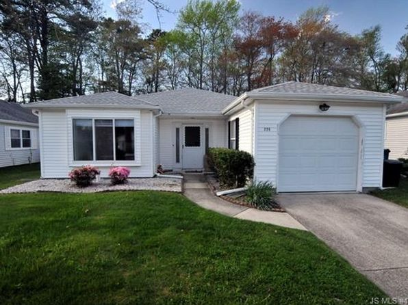 2 bed 2 bath Single Family at 226 Valley Forge Dr Little Egg Harbor Twp, NJ, 08087 is for sale at 117k - 1 of 25