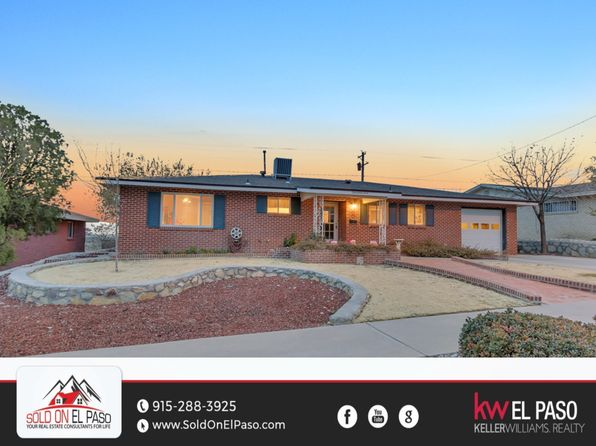 3 bed 2 bath Single Family at 245 CLAIREMONT DR EL PASO, TX, 79912 is for sale at 150k - 1 of 21