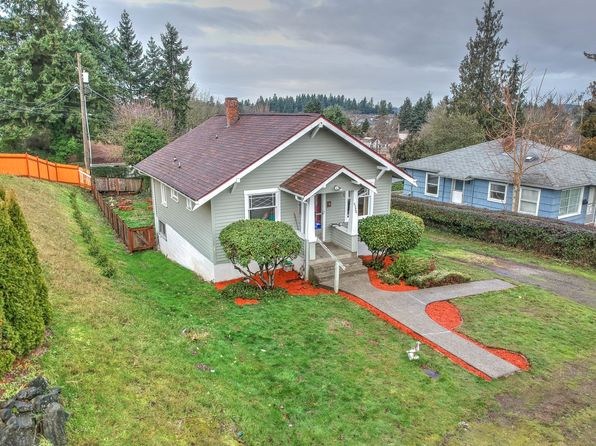 2 bed 1 bath Single Family at 5320 S Trafton St Tacoma, WA, 98409 is for sale at 240k - 1 of 24