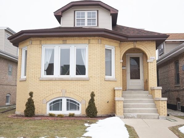5 bed 3 bath Single Family at 6244 W Henderson St Chicago, IL, 60634 is for sale at 375k - 1 of 15