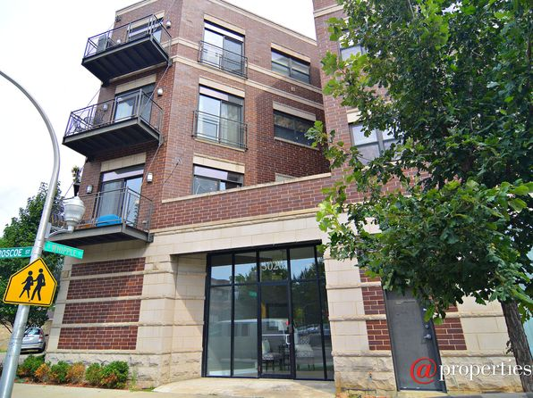 2 bed 2 bath Condo at 3028 W Roscoe St Chicago, IL, 60618 is for sale at 335k - 1 of 15