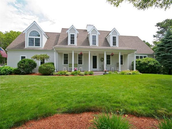 4 bed 4 bath Single Family at Undisclosed Address East Falmouth, MA, 02536 is for sale at 760k - 1 of 28