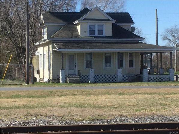 4 bed 2 bath Single Family at 6 DAISEY ST FRANKFORD, DE, 19945 is for sale at 99k - google static map