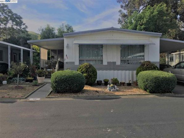 2 bed 2 bath Mobile / Manufactured at 711 Old Canyon Rd Fremont, CA, 94536 is for sale at 139k - 1 of 12