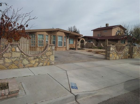 3 bed 2 bath Single Family at 8133 TRANQUILO DR EL PASO, TX, 79907 is for sale at 116k - 1 of 26
