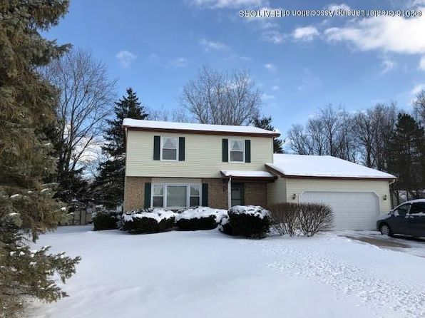 3 bed 2 bath Single Family at 1830 Tupelo Trl Holt, MI, 48842 is for sale at 160k - 1 of 29