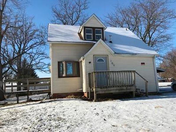 3 bed 3 bath Single Family at 309 N Olive St Zearing, IA, 50278 is for sale at 50k - google static map