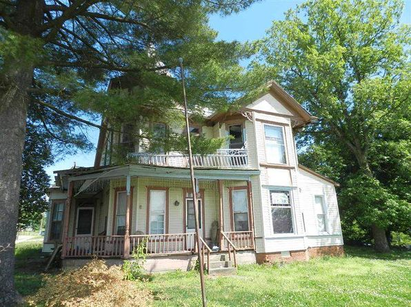 4 bed 1 bath Single Family at 11 E MARKET ST CHRISNEY, IN, 47611 is for sale at 12k - 1 of 3