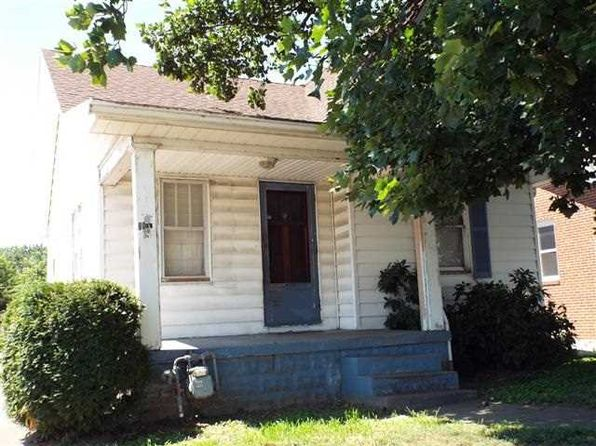 2 bed 1 bath Single Family at 1165 E Columbia St Evansville, IN, 47711 is for sale at 28k - 1 of 13