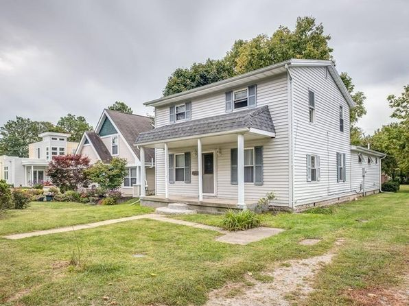 3 bed 2 bath Single Family at 116 Marshall St Yellow Springs, OH, 45387 is for sale at 169k - 1 of 24