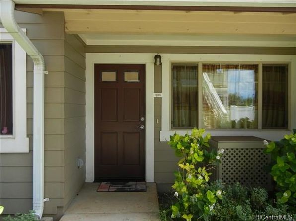 2 bed 1 bath Townhouse at 91-1021 Kamaaha Ave Kapolei, HI, 96707 is for sale at 385k - 1 of 8