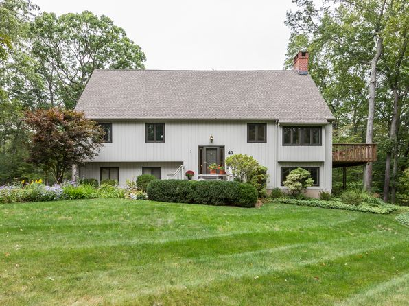 4 bed 3 bath Single Family at 40 Beechwood Ln Ridgefield, CT, 06877 is for sale at 669k - 1 of 34