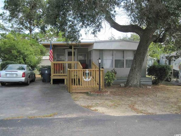 2 bed 2 bath Mobile / Manufactured at 8 Burr Cir Murrells Inlet, SC, 29576 is for sale at 43k - 1 of 25