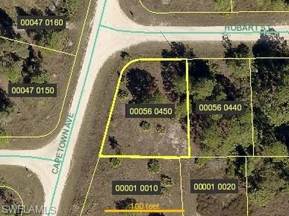 null bed null bath Vacant Land at 1016-1018 Hobart St Lehigh Acres, FL, 33974 is for sale at 14k - google static map