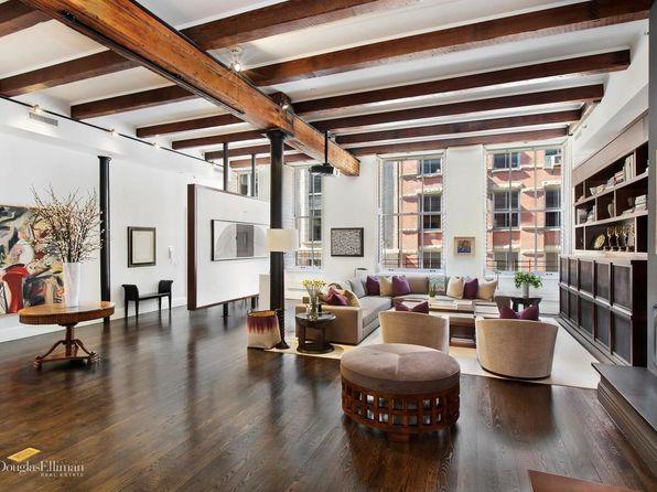Modern Loft - SoHo Real Estate - SoHo New York Homes For ...