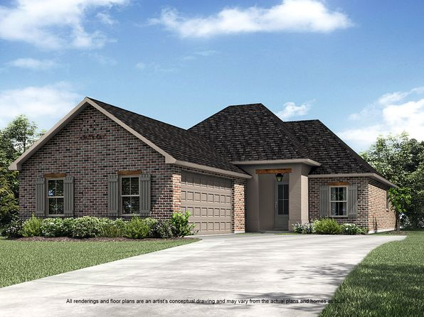 New Construction Homes In Gonzales La Zillow