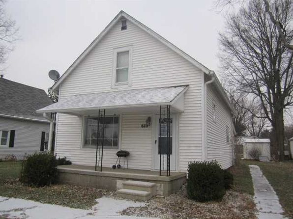 2 bed 1 bath Single Family at 610 Kentucky St Crawfordsville, IN, 47933 is for sale at 27k - 1 of 15
