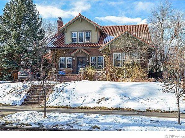 Recently Sold Homes In Washington Park Denver