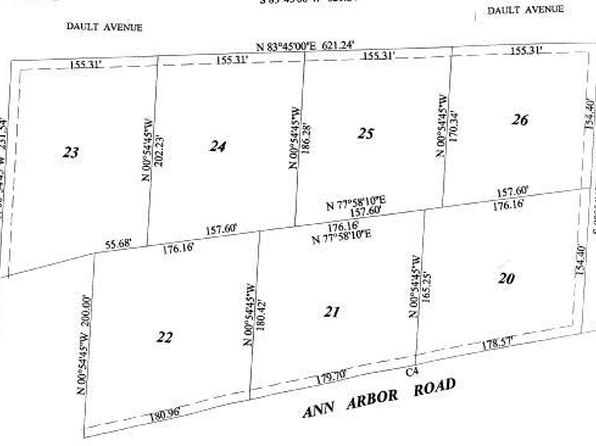 Land Contract Available  Grass Lake Township Real Estate  Grass