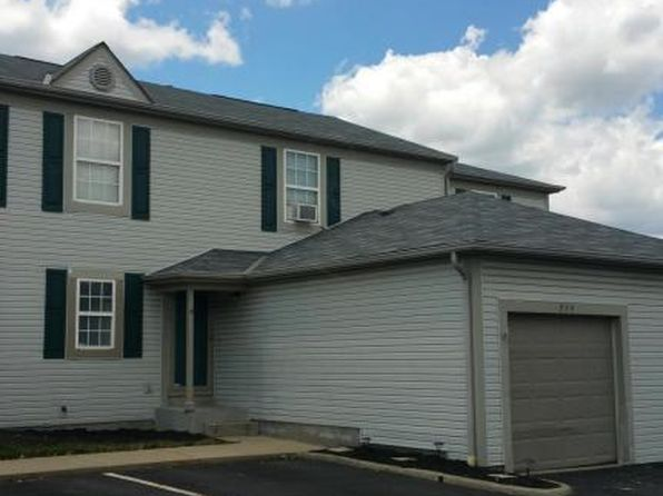 2 bed 2 bath Townhouse at 239 Malloy Ln Blacklick, OH, 43004 is for sale at 78k - 1 of 17