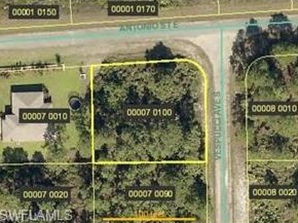 null bed null bath Vacant Land at 706 Vespucci S Ave Lehigh Acres, FL, 33974 is for sale at 4k - google static map