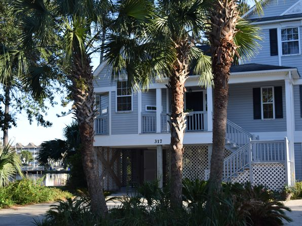 3 bed 3 bath Single Family at 317 Lakeside Dr Surfside Beach, SC, 29575 is for sale at 429k - 1 of 25