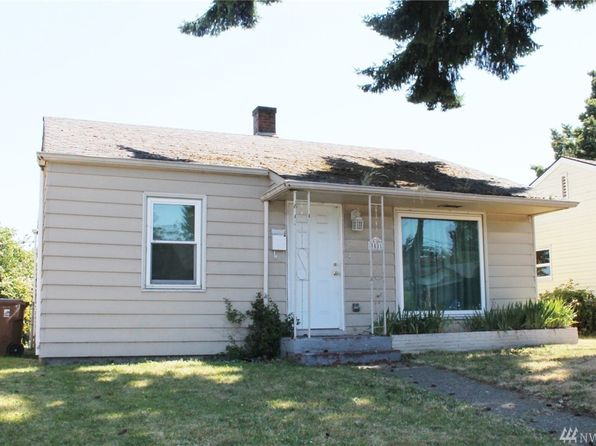 2 bed 1 bath Single Family at 3505 S Asotin St Tacoma, WA, 98418 is for sale at 180k - 1 of 12