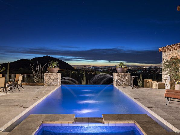 Silverleafs Upper Canyon Scottsdale Real Estate Scottsdale AZ - Luxury homes in scottsdale az