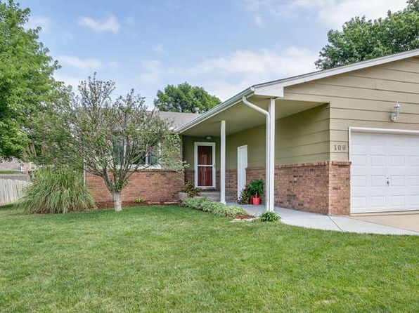 4 bed 2 bath Single Family at 106 E Rosewood Ln Derby, KS, 67037 is for sale at 113k - 1 of 27