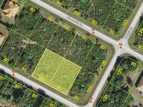 null bed null bath Vacant Land at 13416 TRASCORO LN Port Charlotte, FL, 33981 is for sale at 20k - 1 of 2