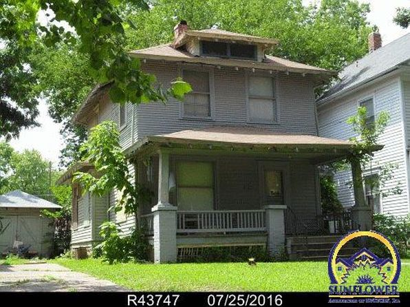 3 bed 1 bath Single Family at 1617 SW CENTRAL PARK AVE TOPEKA, KS, 66604 is for sale at 15k - google static map