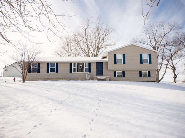 3 bed 2 bath Single Family at 2833 N 250 E Columbia City, IN, 46725 is for sale at 188k - 1 of 43