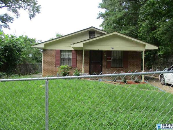 3 bed 2 bath Single Family at 428 35th Ave W Birmingham, AL, 35207 is for sale at 35k - google static map