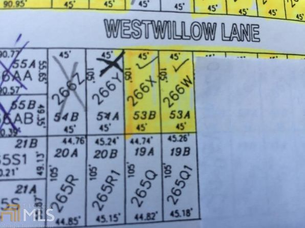 null bed null bath Vacant Land at 10 Westwillow Ln NW Rome, GA, 30165 is for sale at 13k - google static map