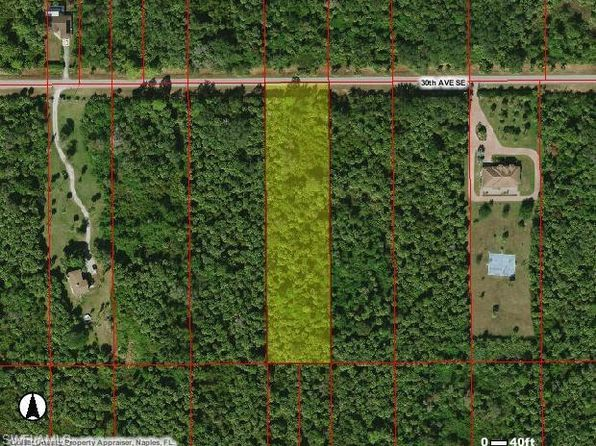 null bed null bath Vacant Land at 2730 SE 30TH AVE NAPLES, FL, 34117 is for sale at 40k - google static map