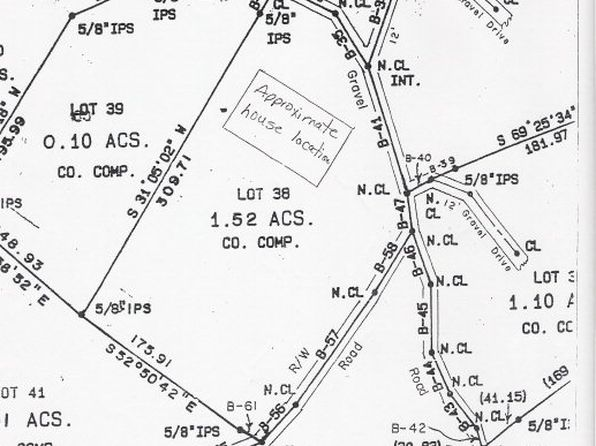 null bed null bath Vacant Land at VL38 Beechwood Sylva, NC, 28779 is for sale at 50k - google static map