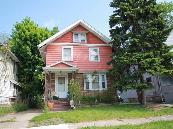 4 bed 1 bath Single Family at 17 Alfaretta Ave Akron, OH, 44310 is for sale at 64k - google static map