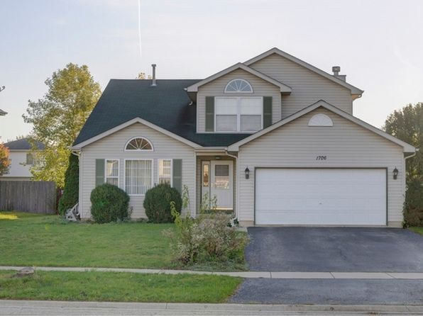 3 bed 3 bath Single Family at 1706 Prairie Wind Dr Joliet, IL, 60435 is for sale at 200k - 1 of 28