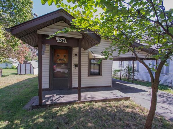 1 bed 1 bath Single Family at 1624 N Rogers Ave Springfield, MO, 65803 is for sale at 30k - 1 of 14