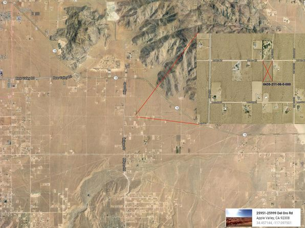 Apple Valley Real Estate - Apple Valley CA Homes For Sale ... on
