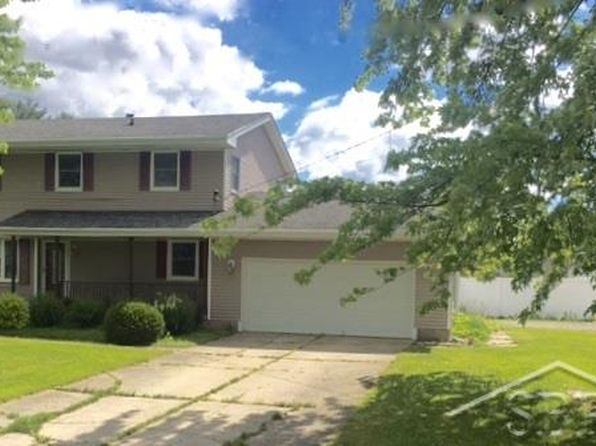 4 bed 2 bath Single Family at 4835 Eleven Mile Rd S Bay City, MI, 48611 is for sale at 188k - 1 of 35