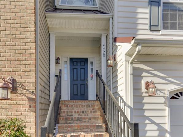 4 bed 4 bath Condo at 4428 Barkingdale Dr Virginia Beach, VA, 23462 is for sale at 275k - 1 of 23