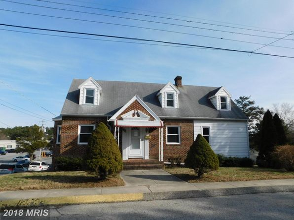 4 bed 2 bath Single Family at 109 Park Ln Federalsburg, MD, 21632 is for sale at 120k - 1 of 17