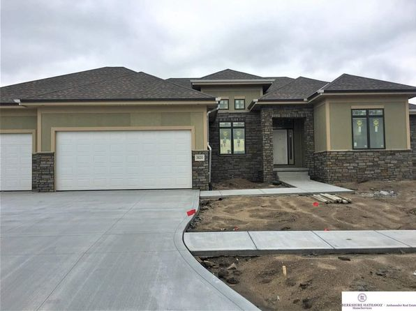 4 bed 5 bath Single Family at 3820 N 265th Ct Valley, NE, 68064 is for sale at 698k - google static map