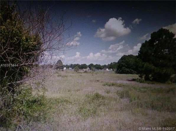null bed null bath Vacant Land at Undisclosed Address CLEWISTON, FL, 33440 is for sale at 10k - 1 of 4